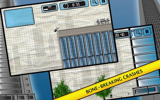 Stickman Base Jumper screenshot 10