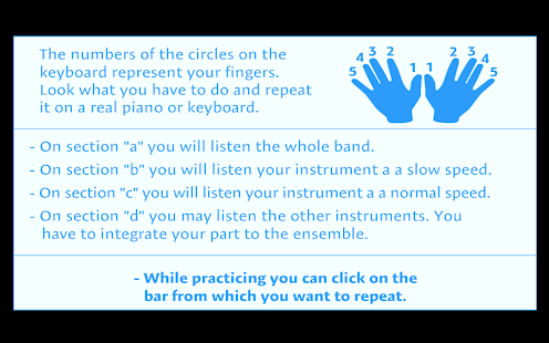 Learn how to play a real Piano - náhled