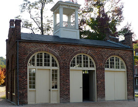 Photo: John Brown began his raid on the federal arsenal in Harpers Ferry on Sunday evening, October 16, 1859. Above is the armory fire engine house (now known as John Brown's Fort) where US Marines captured John Brown after storming the building. The Commonwealth of Virginia hanged Brown on December 2, 1859. The building has been moved several times. It went to Chicago for the World's Fair, 1893. http://www.nps.gov/hafe/historyculture/stories.htm