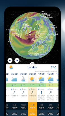 Ventusky: 3D Weather Mapsのおすすめ画像2