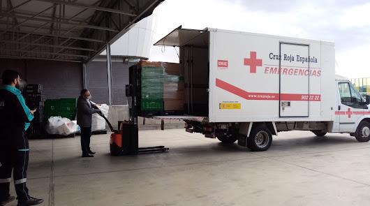 El CC Torrecárdenas dona más de 2.500 kg de alimentos a asociaciones