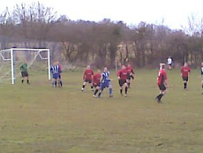 Photo: 15/04/08 v Thurston (SIL1) 1-5 - contributed by Steph Wray (via MMS)