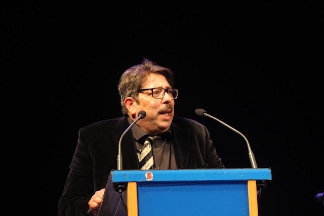 Tomás Santiago, presidente de la Hermandad Gitana Andalucía.