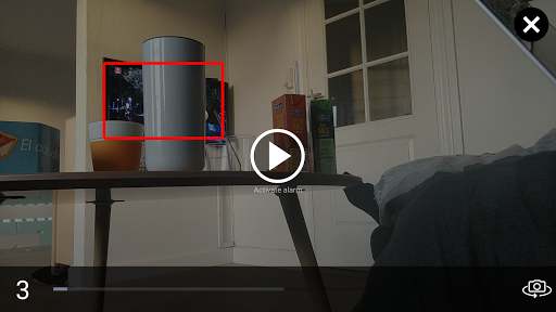 Motion Detector screenshot 2