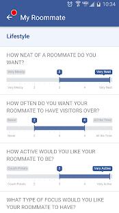 RoomSync - náhled