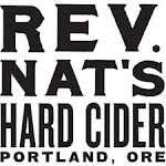 Logo for Reverand Nat's Hard Cider