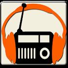 收听广播电台 icon