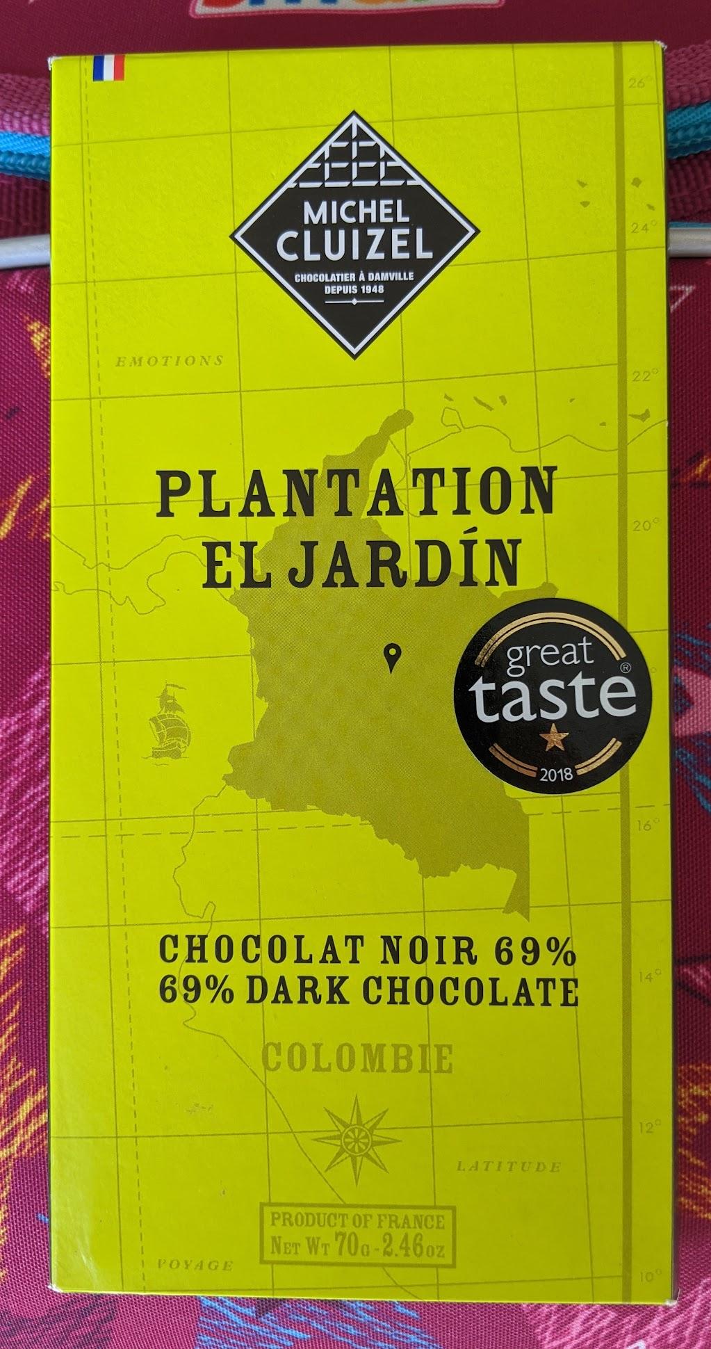 69% cluizel colombian bar