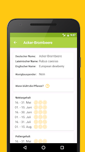 BeeBuddy Garden – Miniaturansicht des Screenshots