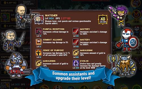 Screenshot 2 Marmok's Team Monster Crush 2.6.3 APK MOD