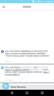 Radio Marbella- screenshot thumbnail