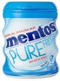 chicle mentos fresh mint 56gr