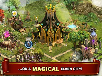 Elvenar APK screenshot thumbnail 3