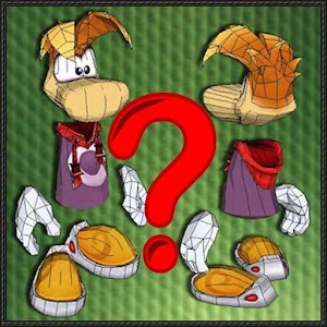 Trivia For Rayman for PC and MAC