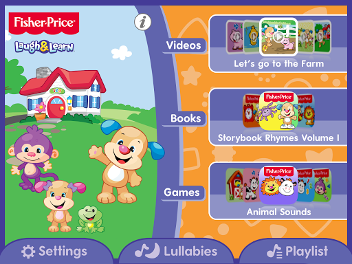 Laugh & Learn™ Puppy's Player Screenshot
