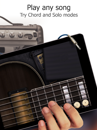 Real Guitar Free - Chords, Tabs & Simulator Games screenshot 8