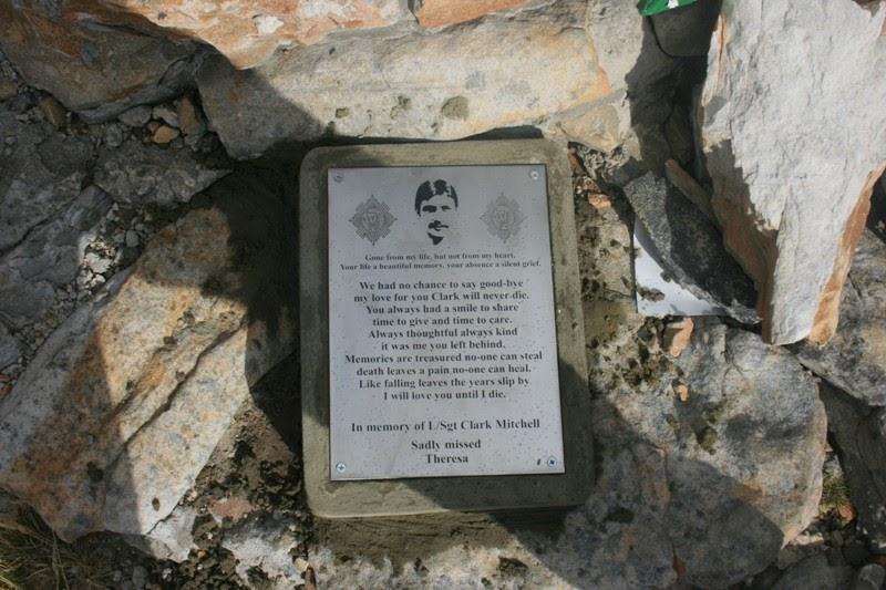 Battle of Mount Tumbledown 13th June 1982