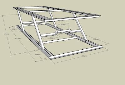 Homemade Atv Lift Table Plans Crazy