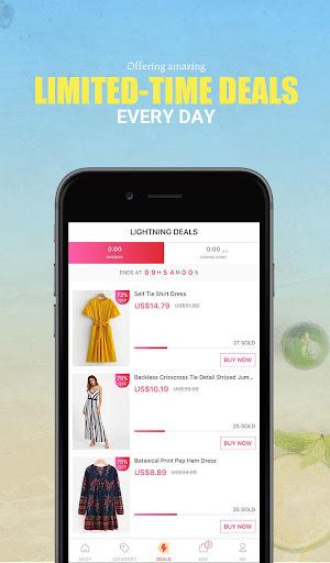 ROMWE - Women's Fashion Screenshot
