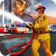 🚒American Firefighter Rescue Truck - Fire Station (game)