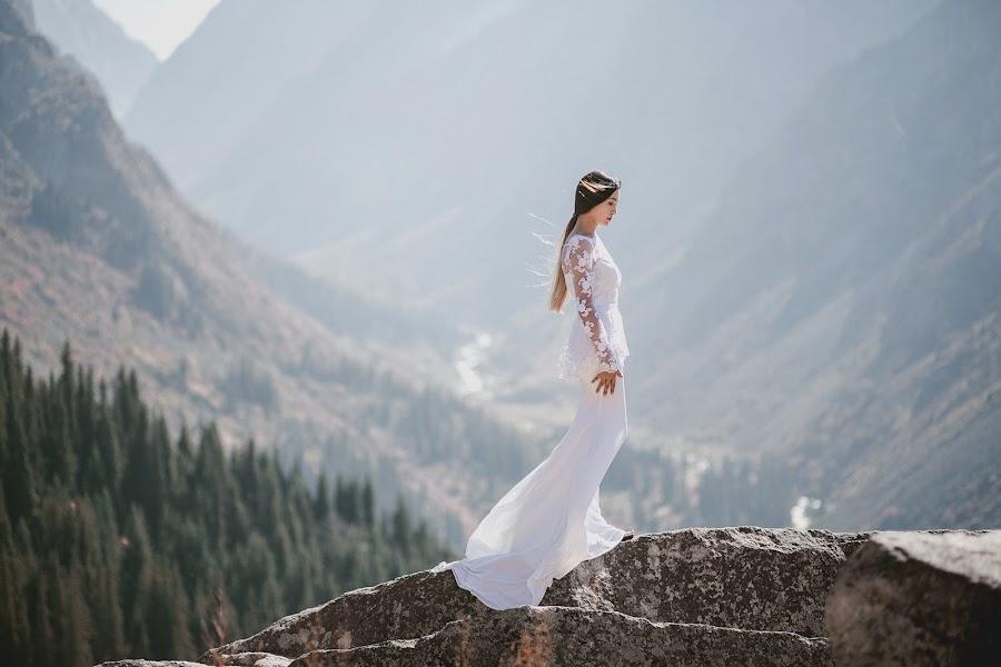 Bröllopsfotograf Malik Alymkulov (malik). Foto av 21.10.2017