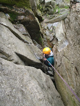 Photo: Milestone Buttress - Direct Route - Pitch 4