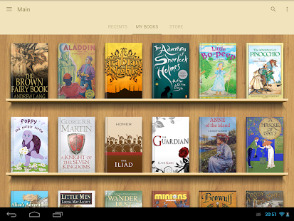 App eReader Prestigio: Book Reader APK for Windows Phone