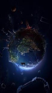 Náš svět tapeta - náhled