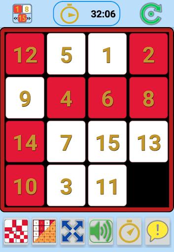 A 15 Puzzle