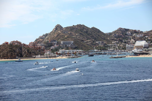 cabo-water-sports - You'll find plenty of water sports along the coastline of Cabo San Lucas, Mexico.