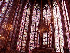 Visiter Sainte-Chapelle