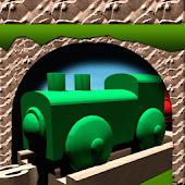 3D Train Set