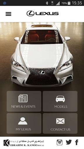 Lexus Bahrain