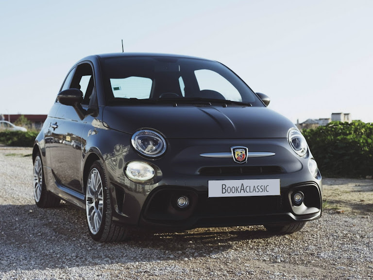 Abarth 595 Hire Barreiro