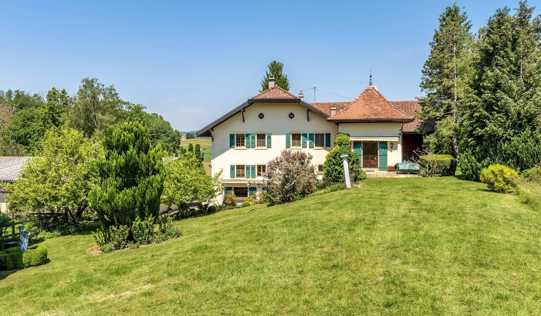 Maison avec jardin et terrasse Chexbres