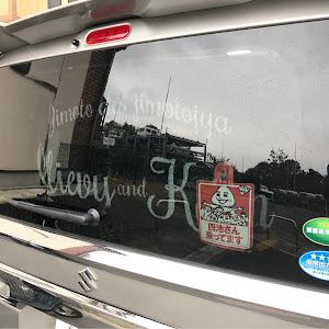 スペーシアカスタム MK53S ハイブリッドターボのカスタム事例画像 ひでやんさんの2019年10月06日11:24の投稿