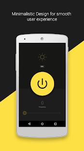 Bleskové světlo - LED - náhled
