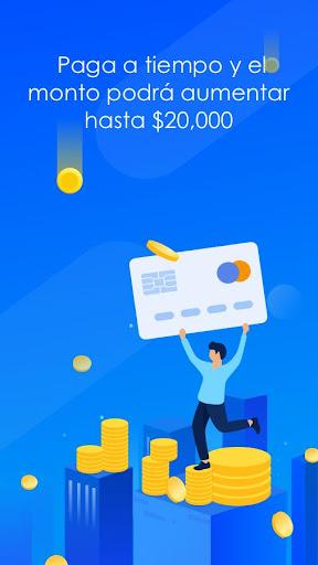 Préstamos crédito en efectivo cash  - OKrédito  screenshots 1