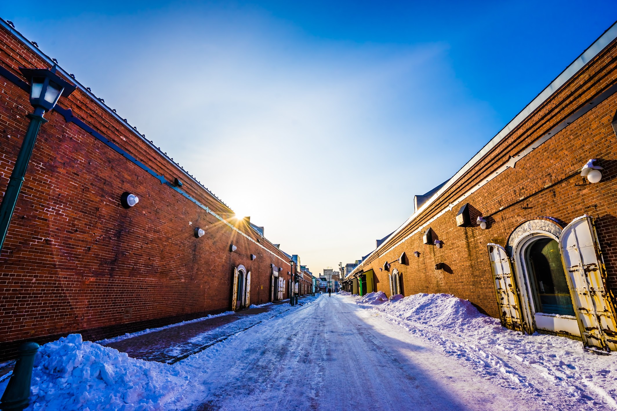 Hakodate Kanemori Red Brick Warehouse4