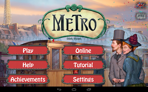 Metro – the board game 2.4.3 [Mod + APK] Android 1
