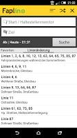 Screenshot of Faplino - DVB Info Dresden