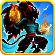 Game Shadow Goku Saiyan Fighting APK for Windows Phone
