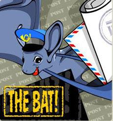 The Bat - почтовый клиент