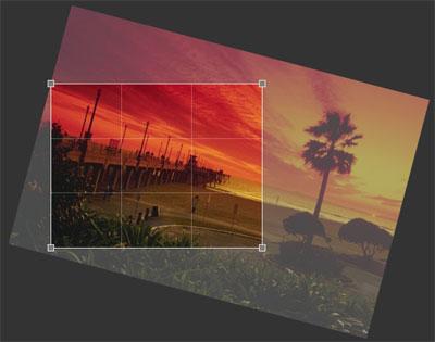 Crop&Rotate в Photoshop Express Online
