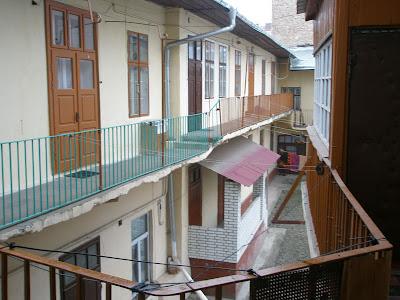 Черновцы - дом
