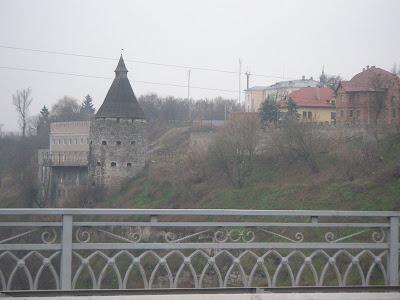 Камянец-Подольский - башня