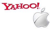 Альянс Yahoo и Apple?