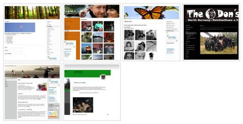 Jimdo - полностью настраиваемый дизайн сайта