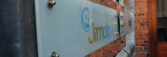 Jimdo - онлайн сервис для создания сайта