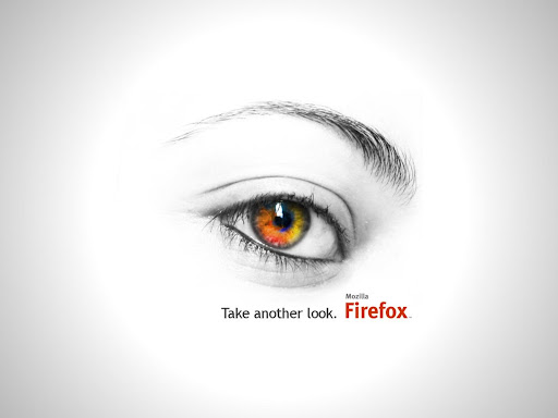 Ubuntu Firefox Background